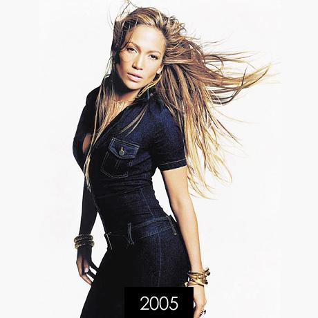 Then & Now: Jennifer Lopez, o diva cu sange latin!