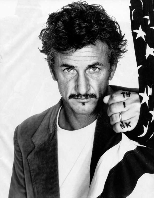 De ce am o pasiune pentru Sean Penn!