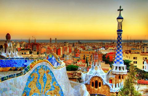 POZE: Ce am mancat in Barcelona!