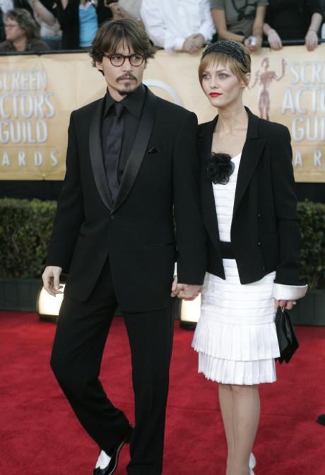 Johnny Depp si Vanessa Paradis s-au despartit!
