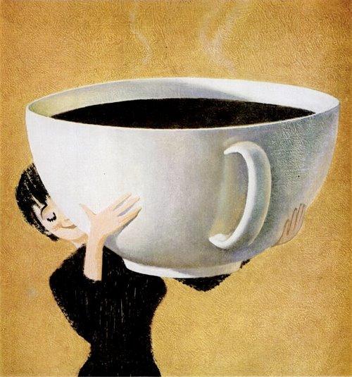 De ce sa fii mandra ca esti dependenta de cafea!