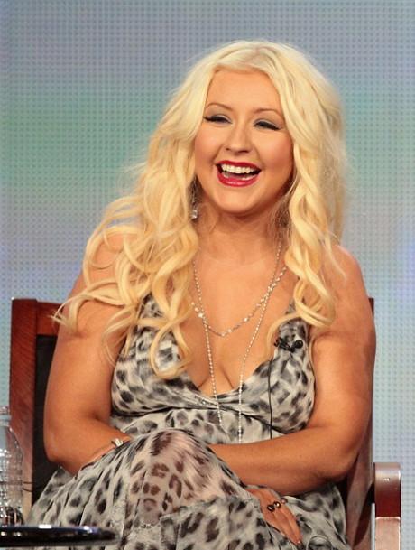 Christina Aguilera se simte prea comod in pielea care nu o mai incape!