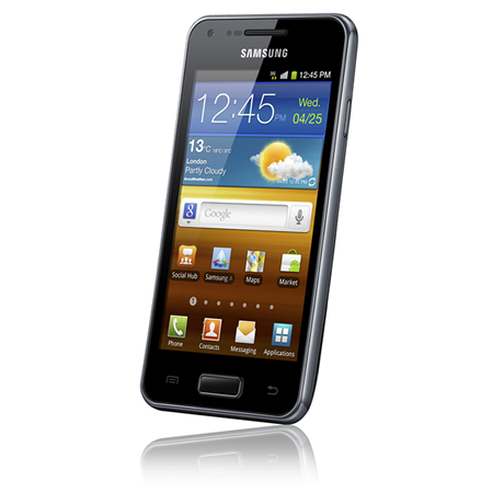 POZE: Samsung GALAXY S Advance e pe vine!