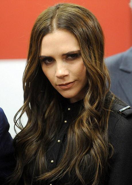Victoria Beckham este numai piele si os! ANOREXIE?