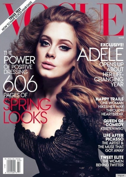Adele vrea sa renunte la muzica!