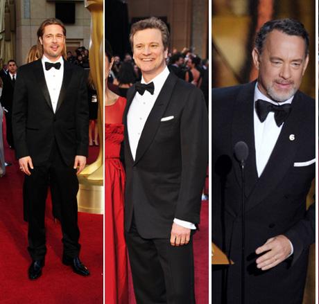 OSCAR 2012: Poze de pe covorul rosu. Cei mai bine imbracati actori!
