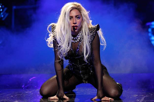 Lady Gaga vine in Romania!?