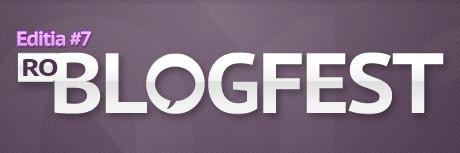 Participam la RoBlogFest 2012! Hai sa vezi cum ne poti vota!