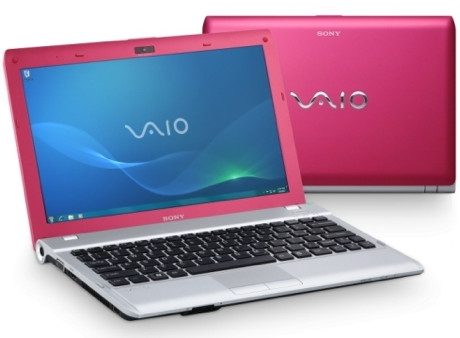 Cauti un laptop pentru fete? Sony Vaio are ceva pentru tine