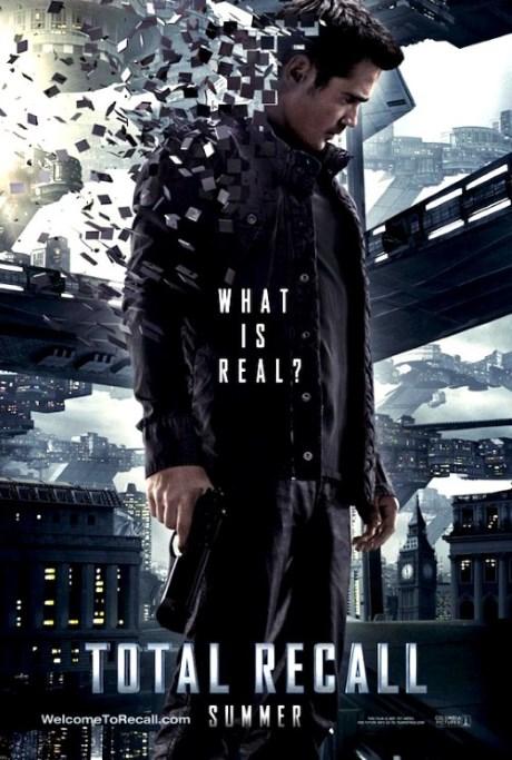 TRAILER: Total Recall revine cu celebrul Colin Farrell in rolul principal!