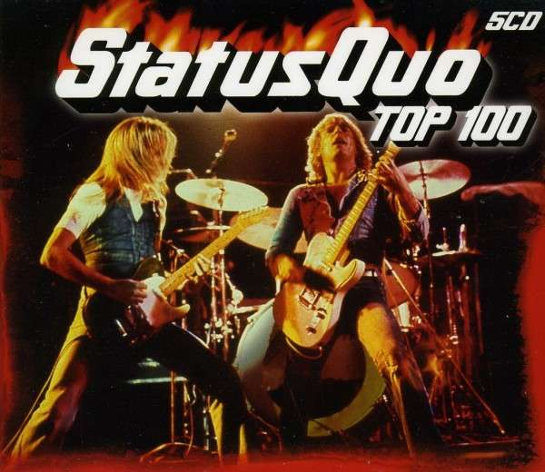 Status Quo vin in concert la Bucuresti! Îi mai stii?