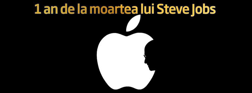Un an de la moartea lui Steve Jobs