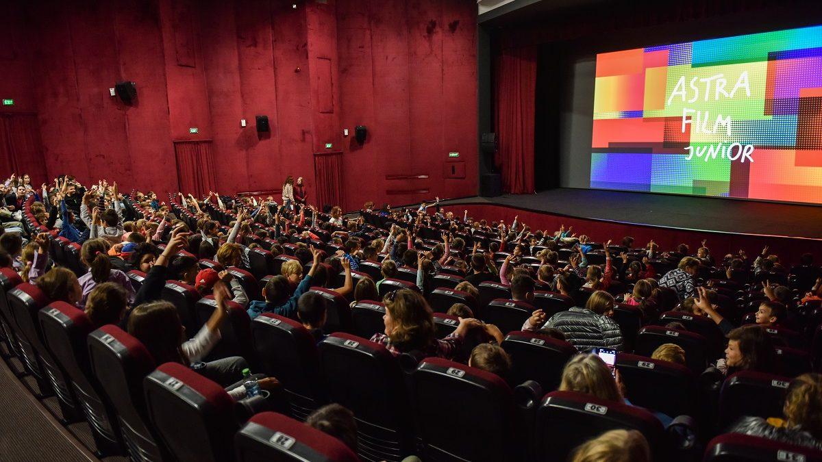 Descopera mai multe despre Astra Film Festival
