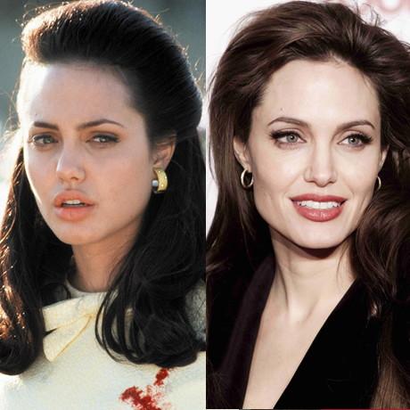 POZE: Angelina Jolie traieste doar cu 600 de calorii pe zi!?