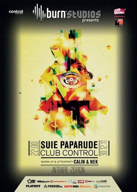 Suie Paparude @ Club Control