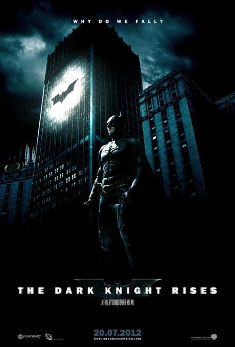 Batman: The Dark Knight Rises NOUL TRAILER 2012