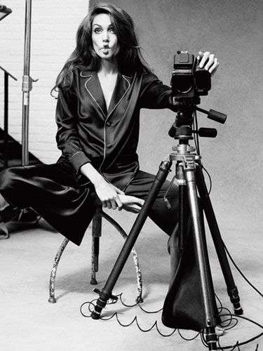 Angelina Jolie @ Marie Claire