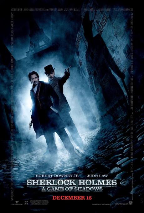 "POZE: Premiera filmului ""Sherlock Holmes: A Game Of Shadows"""