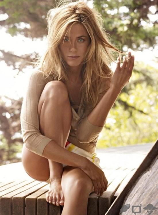 POZE: Jennifer Aniston: cea mai sexy femeie din toate timpurile!