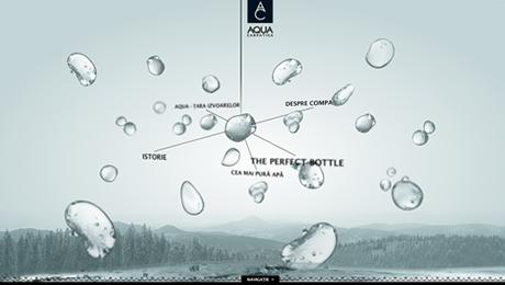 TODAY'S LINK: aquacarpatica.com, site-ul celei mai pure ape din lume!