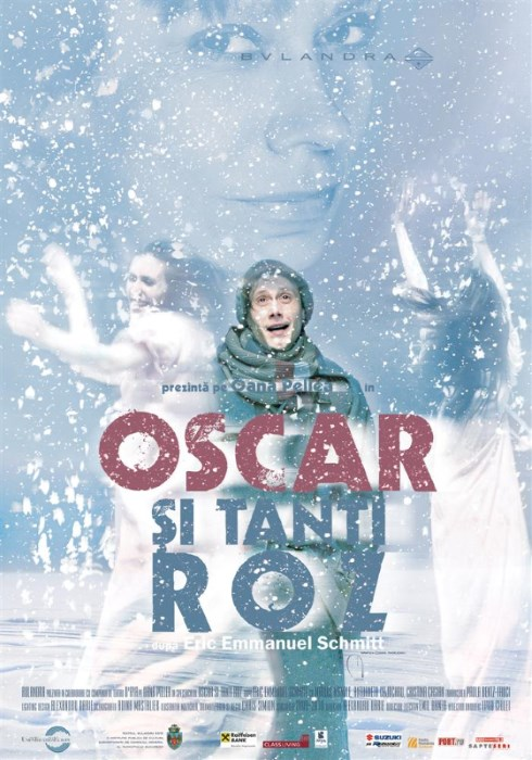 """""""Oscar si tanti Roz"""" sau cum sa-ti depasesti frica de moarte!"""