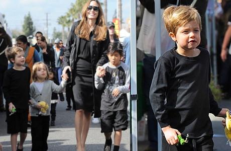 POZE: Vedetele de la Hollywood si copiii lor!
