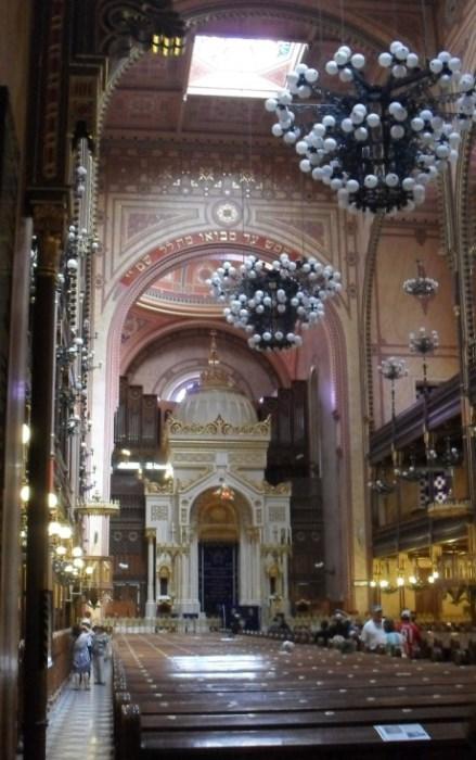 Sinagoga Dohany - Budapesta