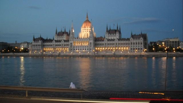 Cladirea Parlamentului - Budapesta