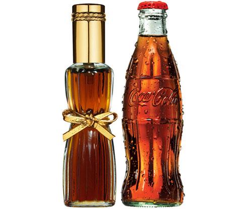 Stiai ca exista parfumuri cu miros de Coca-Cola?