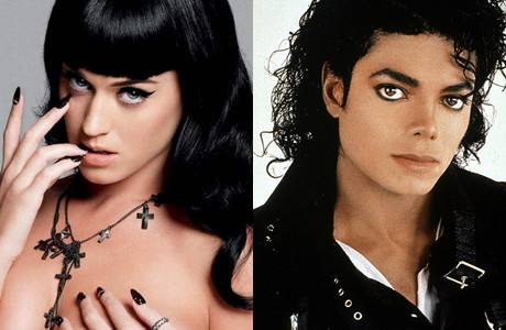 Katy Perry VS Michael Jackson