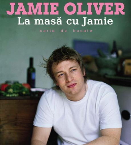 """Carte de bucate """"La masa cu Jamie"""" de Jamie Oliver"""