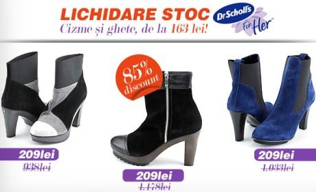 Reduceri DR SCHOLL - FashionUP