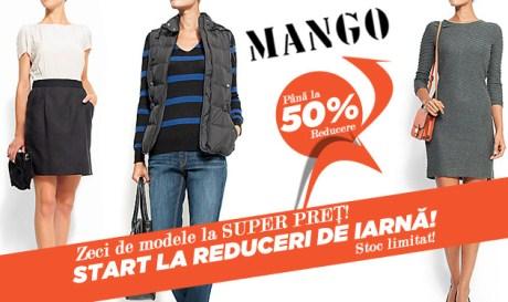 Reduceri MANGO - FashionUP