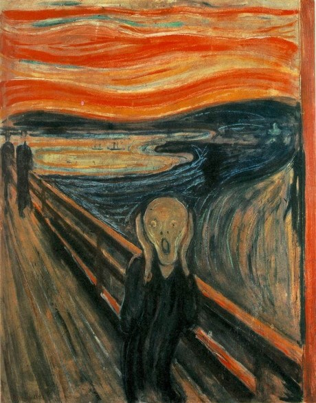 "VIDEO: Cum arata pictura ""The Scream"" a lui Edvard Munch in 3D!"