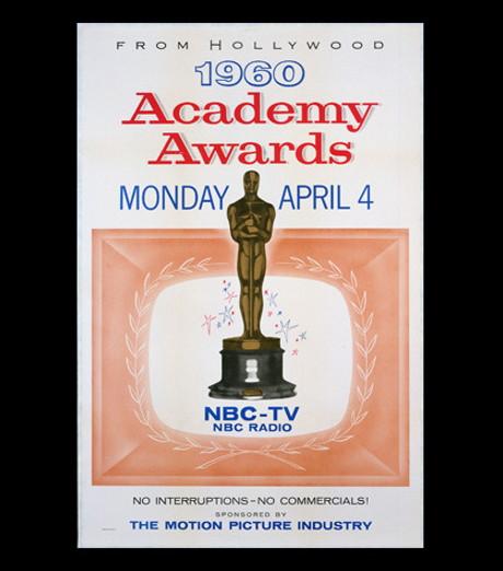 Istoria posterelor ce au anuntat premiile Oscar! Vezi care au fost cele mai tari!