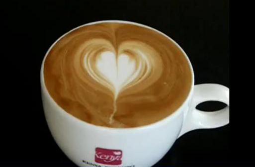 Cum sa faci INIMIOARE in CAFELE!