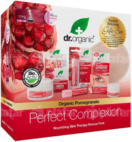 SHOP: Set Perfect Complexion de la Dr. Organic!