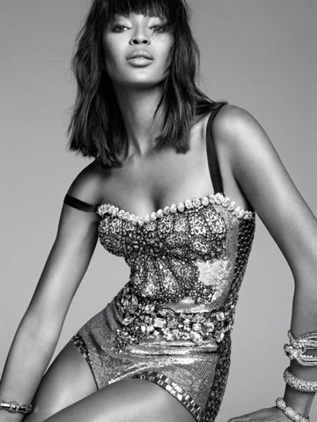 Naomi Campbell arata demential la 41 de ani! Vezi aici ce secrete are!