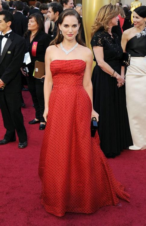 Natalie Portman @ Oscar 2012
