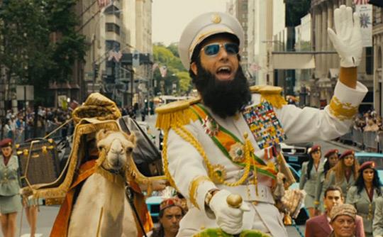 """""""Dictatorul"""" Baron Cohen ameninta organizatorii Premiilor Oscar!"""