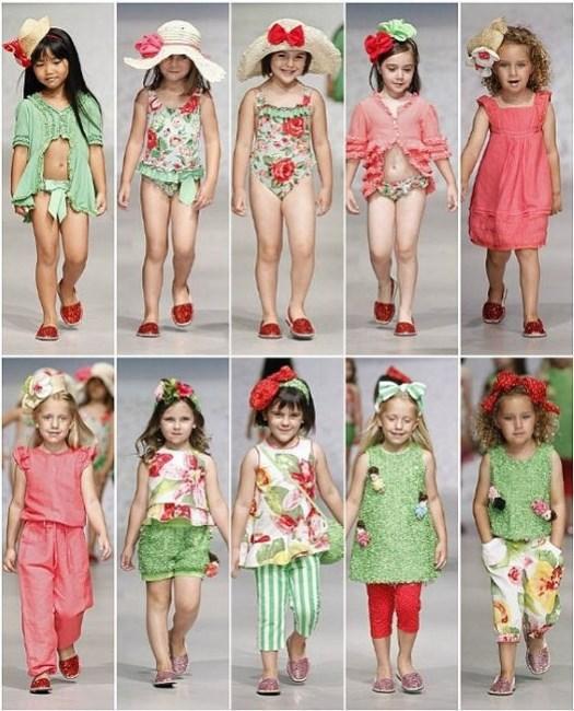 Cum ne imbracam copiii in 2012! Tendinte primavara-vara 2012!