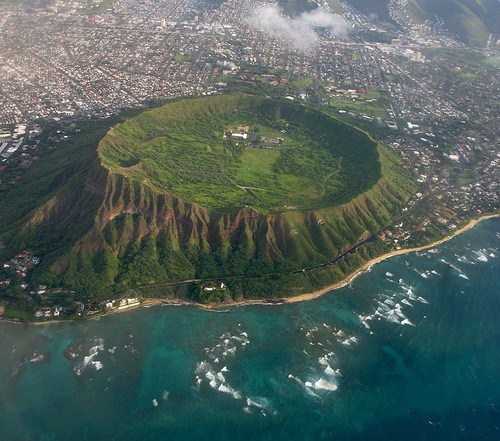 Diamond Head, bijuteria insulelor Hawaii!