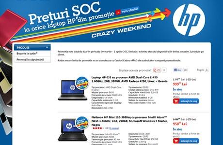 SHOP: Laptopuri ieftine la promotie pe eMag!