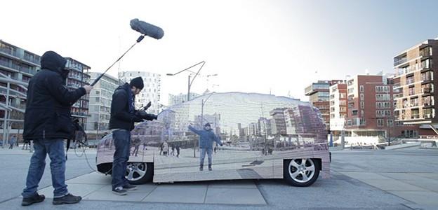 Video: Nemtii au inventat masina invizibila