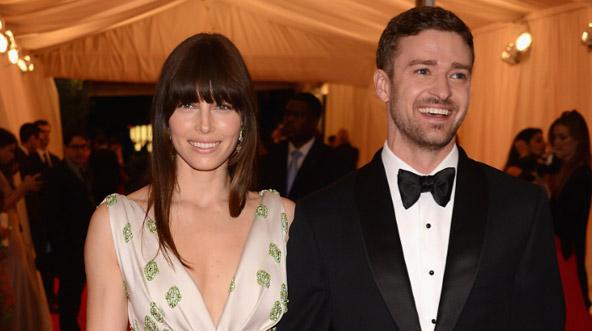Justin Timberlake si Jessica Biel s-au casatorit