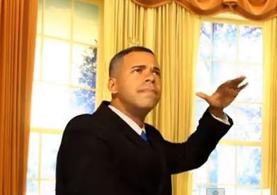 """VIDEO: Obama parodiat cu piesa """"Gangnam Style"""""""