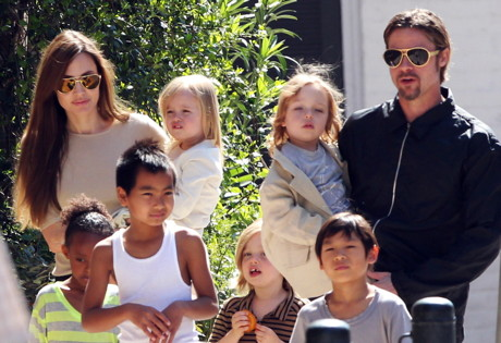 Angelina Jolie din nou gravida?