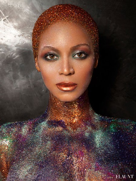 Beyoncé socheaza iar cu un nou pictorial incendiar