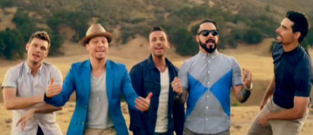 Backstreet Boys si cel mai nou videoclip al lor