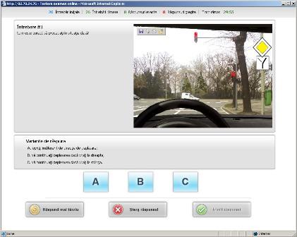 Cum sa te folosesti de chestionarele online pentru a trece examenul auto teoretic